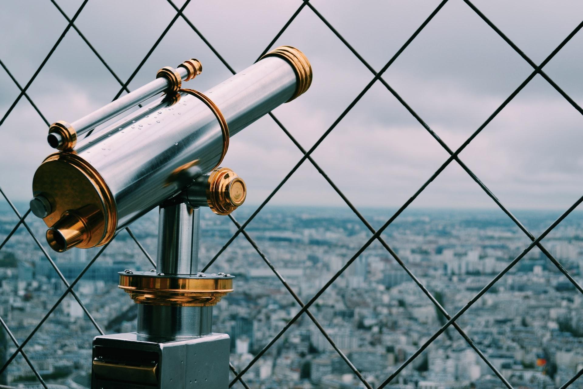 telescope purpose why focus